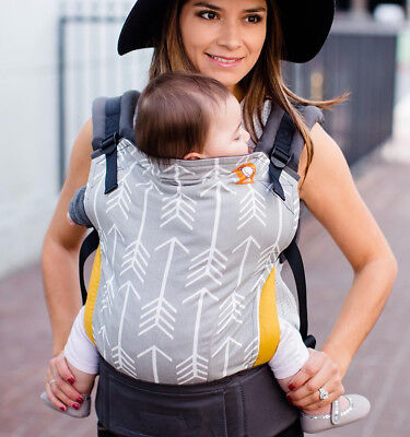 TULA ERGONOMIC BABY Carrier - Standard Baby size 7-20kg - Archer ... 00cfd8ed440