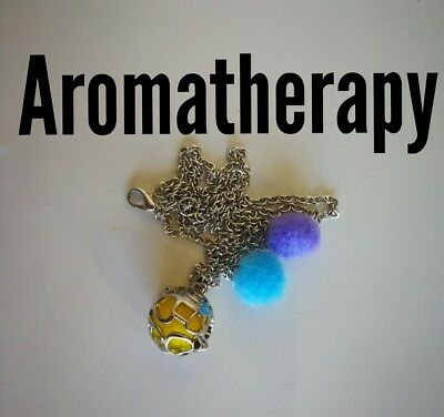 Code 803 Angel Infuse Aromatherapy Necklace Doreen Virtue Certified Practitioner
