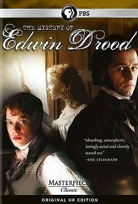 Masterpiece Classic: The Mystery of Edwin Drood (DVD, 2012)  PBS  BRAND NEW