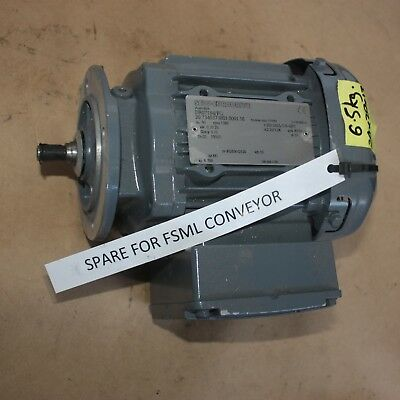 SEW Eurodrive DRS71S4/FG electric motor 0.37kW 1380rpm 3 PHASE - NEW