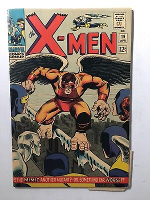 The X-Men #19 (1963 Series, Pre-Uncanny) April 1966