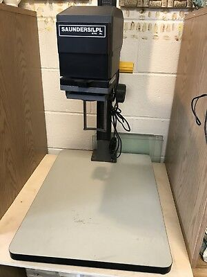 Saunders LPL 670XL 670 XL Darkroom Enlarger with extras.