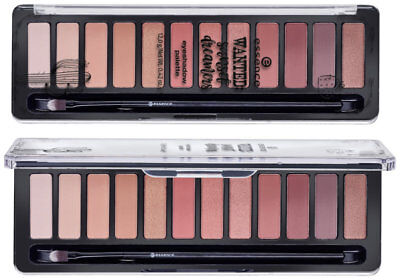 "ESSENCE LE ""wanted: sunset dreamers eyeshadow palette (01 desert heat) NEU&OVP"