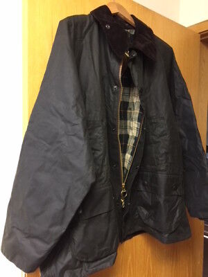 Barbour Bedale Jacket Size 48