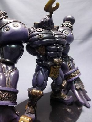 Final Fantasy Creatures Collection IRON GIANT Big Figure Japan Game Anime FG1143