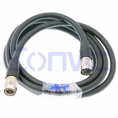 Sony CCD Camera CCMC-12P XC DXC-950 990 Cable 12 Pin Hirose Male to Female