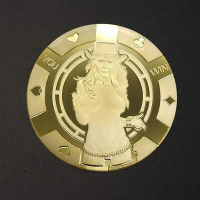 Sexy Temptation Collection Commemorative Coins Metal Crafts Gifts DE