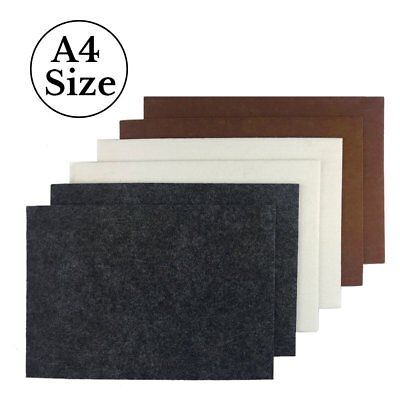 6pcs A4 Size Premium Furniture Pads Felt Sheets Vinyl Laminate Flooring Hardwood