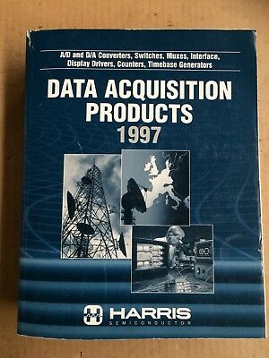 Buch HARRIS - Data Acquisition Products 1997