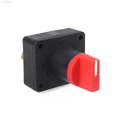 12V 100A Car Battery Isolator Power Kill Disconnect Cut Off Switch Universal