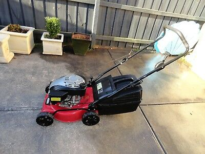 4 Stroke Lawn Mower Rockwell Near New Condition A1