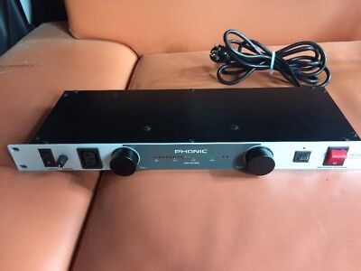 PHONIC PPC9000E 10-OUTLET Power Conditioner
