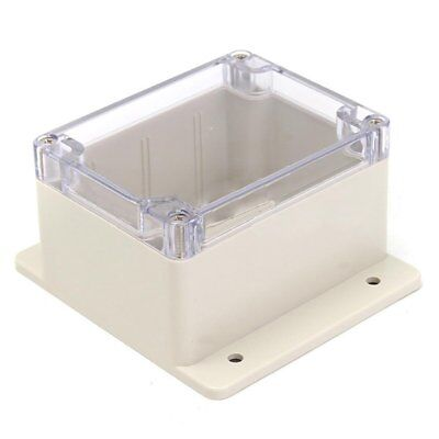 3X(Waterproof Plastic Electronic Junction Project Box Enclosure Case 115x90 B1F9