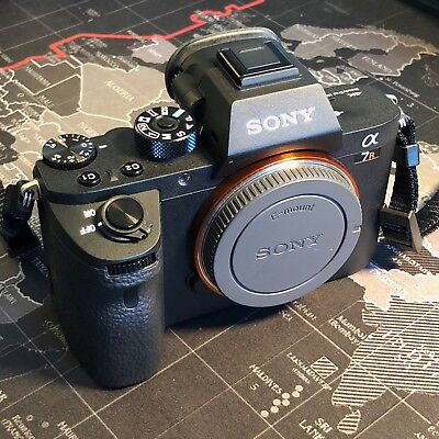 Sony Alpha a7R II 42.4MP Digital Camera - Black (Body Only) - NO RESERVE!