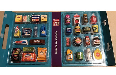 Coles Little Shop - Individual Pieces, All 30 Available