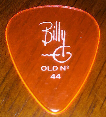 ZZ TOP Billy Gibbons - Signature Guitar Pick