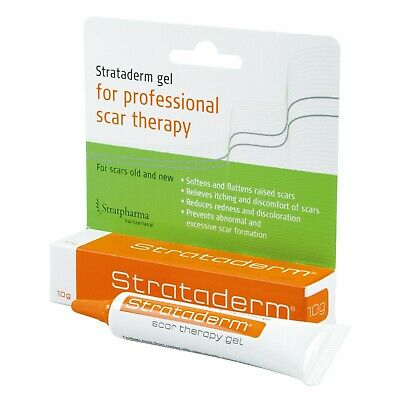 Strataderm 10g Medical Use Scar Therapy Gel