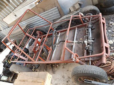 Homemade Offroad Buggy Frame