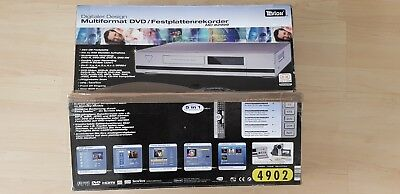 Tevion Md82999 / Hdd-Dvd-Recorder / Hdmi  --360 Gb  Hdd
