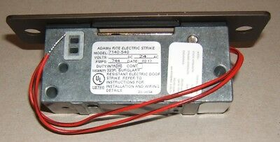 Adams Rite Electric Strike #7140-540 24VAC