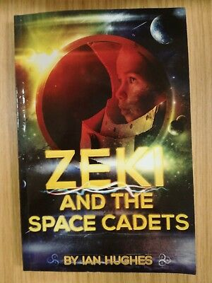 Signiertes Zeki And The Space Kadetten Band 1 The Dream Of von Me The Autor