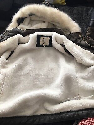 river island mini girls Coat 12-18 Months