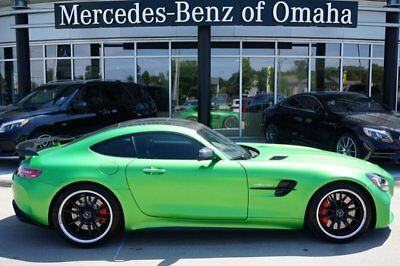 2018 Mercedes-Benz Amg Gt  2018 Coupe Certified Pre-Owned Twin Turbo Premium Unleaded V-8 4.0 L/243 RWD