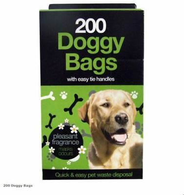 DOGGY-BAGS-Scented-Pet-Pooper-Scooper-Bag-Dog-Cat-Poo-Waste-Toilet-Poop DOGG