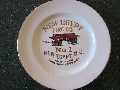 collector plate fire dept.