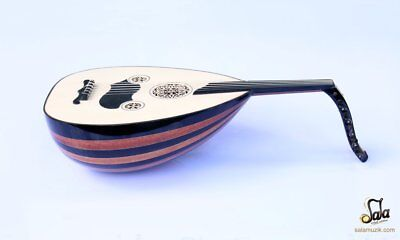 Turkish Quality Walnut Oud Ud String Instrument AO-109