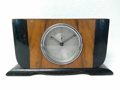 Antica Sveglia Art Deco Veglia Watch Vintage Alarm Clock Retro Design