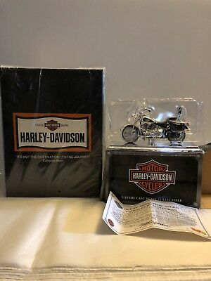 "Harley Davidson Stein ""Its not the destination, It's the journey"" & H-D Model"