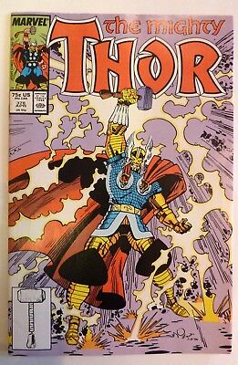 The Mighty Thor 378 Marvel Fine/VF/NM Condition Modern Age