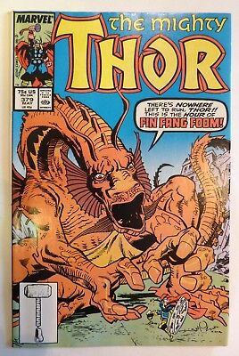 The Mighty Thor 379 Marvel Fine/VF/NM Condition Modern Age