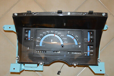 Oldsmobile Bravada Speedometer Instrument Cluster gauges 16142905 92 93 94