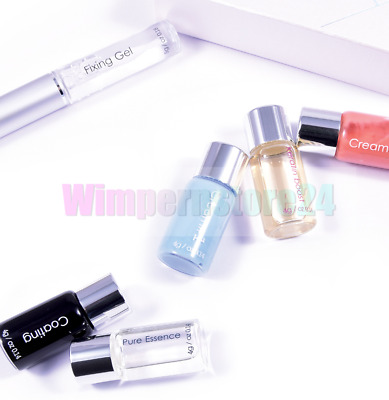Wimpernlaminierung | Wimpernlifting - Starter Kit - Fall In The Volume | 9 Teile