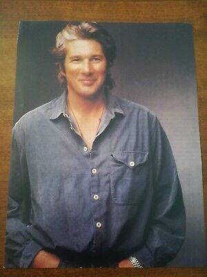 Fotografia su Carta Kodak Professional Richard Gere Star Hollywood CM 22 X 29