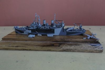 Loose Cannon East 1/700 USS Albemarle Resinmodell sehr selten