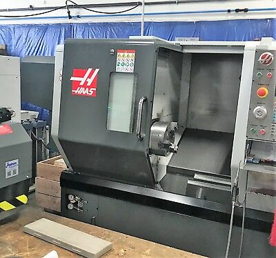 """21""""x 26"""" Haas St-35 Cnc Turning Center Lathe With 4"""" Bore  New 2017"""