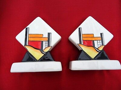 Lorna Bailey Mayfield Cruet Set Signed