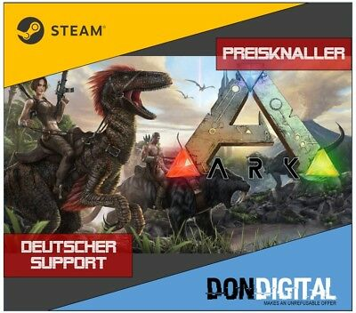 ARK Survival Evolved [Steam Download] [Multi Global] [No Key/Code] [PC Game]
