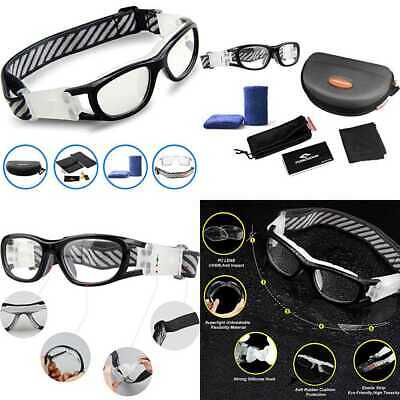 5529402990 Ponosoon Sports Goggles Glasses For KIDS Basketball Football Volleyball  1812 Bla