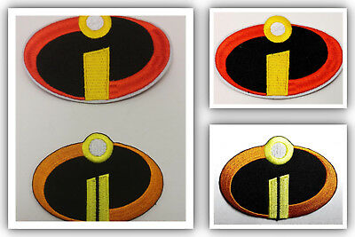 Incredibles I & II  Embroidered Patch Collection-2 Different-Your Choice & Set