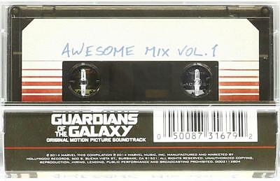 Guardians Of The Galaxy: Awesome Mix Vol. 1 [Cassette]