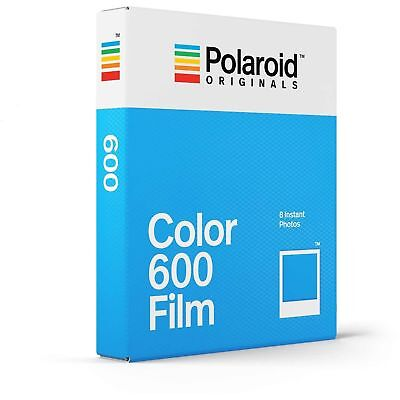 Polaroid Originals 4670 Color Glossy Instant Film for 600 Cameras 8 Photos