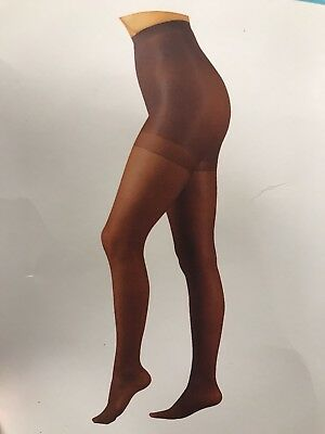 Famous Maker Jet Black Or Nude Sheer Pantyhose Queen LARGE