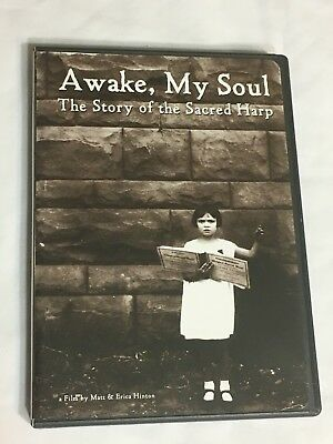 Awake, My Soul Story of the Sacred Harp Singing DVD Single Disc Edition Hymns