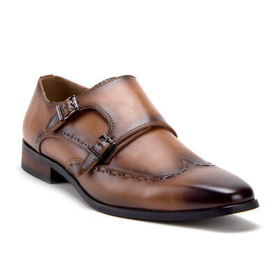 mens distressed dress shoes