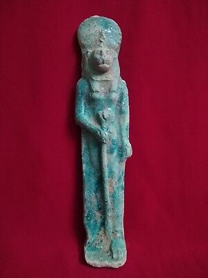Ancient Egyptian Statue of God Sekhmet (1390–1352 BC)