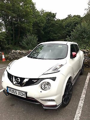 Nissan Juke 1.6 DIG-T Nismo RS 5dr 2015 65 plate   ( low mileage )